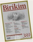 Birikim Aylık Edebiyat Kültür Dergisi Sayı: 389 Eylül 2021