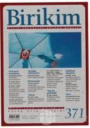 Birikim Aylık Sosyalist Kültür Dergisi Sayı: 371 Mart 2020