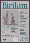 Birikim Aylık Sosyalist Kültür Dergisi Sayı: 376 Ağustos 2020