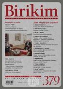 Birikim Aylık Sosyalist Kültür Dergisi Sayı: 379 Kasım 2020