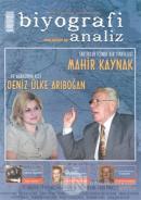 Biyografi Analiz Cilt: 6 2003 Taktikler İçinde Bir Stratejist