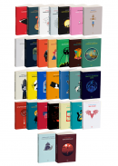 Bilimkurgu Klasikleri 57 Kitap Takım