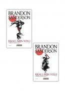 Brandon Sanderson 2 Kitap Takım