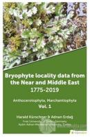Bryophyte Locality Data From The Near and Middle East 1775-2019