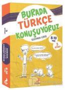 Burada Türkçe Konuşuyoruz (5 Kitap Takım)