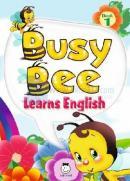 Busy Bee Learns English (2 Kitap Takım - CD)