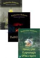 Büyük Piramit Soygunu / Babil Oyunu / Amazon Tapınağı Macerası3 Kitap Takım