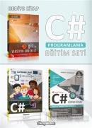 C# Programlama Eğitim Seti (3 Kitap 2+1)