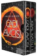 Cadı Avcısı Serisi Kutulu Set (3 Kitap Takım) (Ciltli)