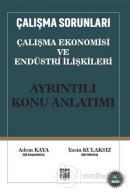 Çalışma Sorunları Çalışma Ekonomisi ve Endüstri İlişkileri Ayrıntılı Konu Anlatım