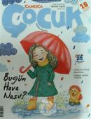 Çamlıca Çocuk Dergisi Sayı: 58 Mart 2021