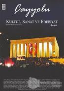 Çayyolu Kültür, Sanat ve Edebiyat Dergisi 3.Sayı Kasım - Aralık 2020
