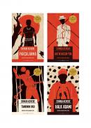 Chinua Achebe 4 Kitap Takım