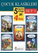 Çocuk Klasikleri Set:1 (5 Kitap Takım)