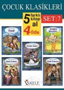 Çocuk Klasikleri Set:7 (5 Kitap Takım)