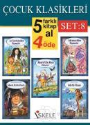 Çocuk Klasikleri Set:8 (5 Kitap Takım)