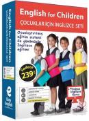 Çocuklar için İngilizce Seti