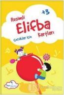Çocuklar için Resimli Elifba Kartları