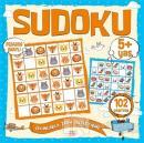 Çocuklar İçin Sudoku Çıkartmalı (5+ Yaş)