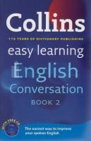 Collins Easy Learning English Conversation Book 2