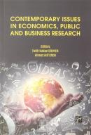 Contemporary Issues in Economics, Public and Business Research