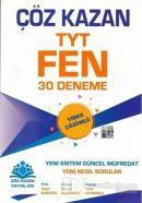 Çöz Kazan YKS 1. Oturum TYT Fen Bilimleri 30 Deneme