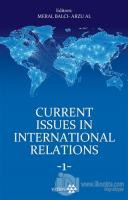 Current Issues in International Relations 1
