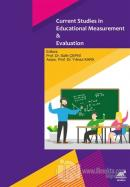 Current Studies in Educational Measurement and Evaluation