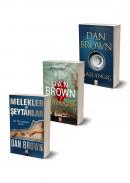 Dan Brown 3 Kitap Takım