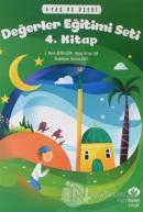5 Yaş ve Üzeri Değerler Eğitimi Seti 4. Kitap