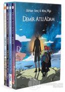 Demir Atlı Adam Ciltli Set (4 Kitap Takım)