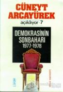 Demokrasinin Sonbaharı 1977-1978