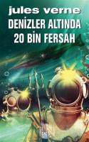 Denizler Altında 20 Bin Fersah (Ciltli)