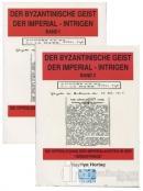 Der Byzantinische Geist Der Imperial-Intrigen (2 Cilt Takım)