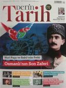 Derin Tarih Aylık Tarih Dergisi Sayı: 78 Eylül 2018