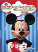 Disney MMCH Neşeli Arkadaşlar Çıkartmalı Boyama Kitabı