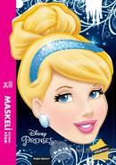 Disney Prenses - Maskeli Boyama Kitabı