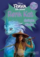 Disney Raya ve Son Ejderha - Renk Kat Gelişim Kitabı