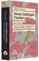 Divan Edebiyatı Yazıları - Birinci Kitap