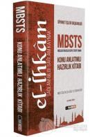 Diyanet İşleri Başkanlığı MBSTS 2020 El-İhkam Konu Anlatımlı Hazırlık Kitabı