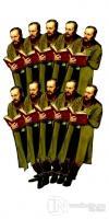 Dostoyevski 2 - 10'lu Lazer Kesim Ayraç