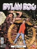 Dylan Dog Sayı 76 - Kör Talih