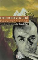 Edip Cansever Şiiri