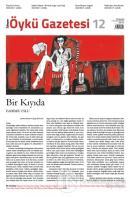 Edisyon Öykü Gazetesi Sayı: 12 Nisan 2021
