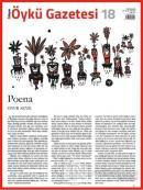 Edisyon Öykü Gazetesi Sayı: 18 Ekim 2021