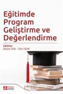 Eğitimde Program Geliştirme ve Değerlendirme