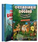 Eğlenceli Çocuk Hikayeleri Seti (3 Kitap Takım)