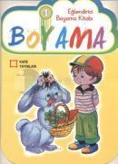 Eğlendirici Boyama Kitabı Serisi - Boyama