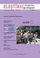 Eleştirel Pedagoji Dergisi Sayı: 11