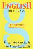 English Dictionary Cep Sözlüğü